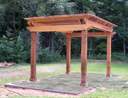 Showing 21 - 40 of 89 Pergola Photos By Ranking - Factory Direct Remodeling Of Atlanta - Photo Gallery