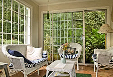 Collection colonial sliding doors pictures for Sliding glass doors sunroom