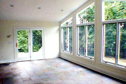 Sunroom Door Epic 8 Ft Double Sliding Door