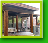 Windows Sunrooms Screen Rooms Patio Covers Ultra Lattice Under Decking