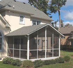 Screened Patio Enclosures