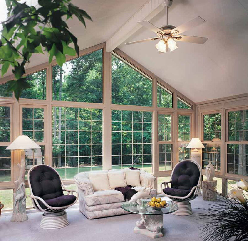 Sunroom Frames with Thermal Barriers A Must Have in Atlanta Georgia